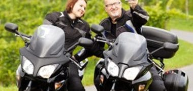 5 ways motorcycles differ from cars
